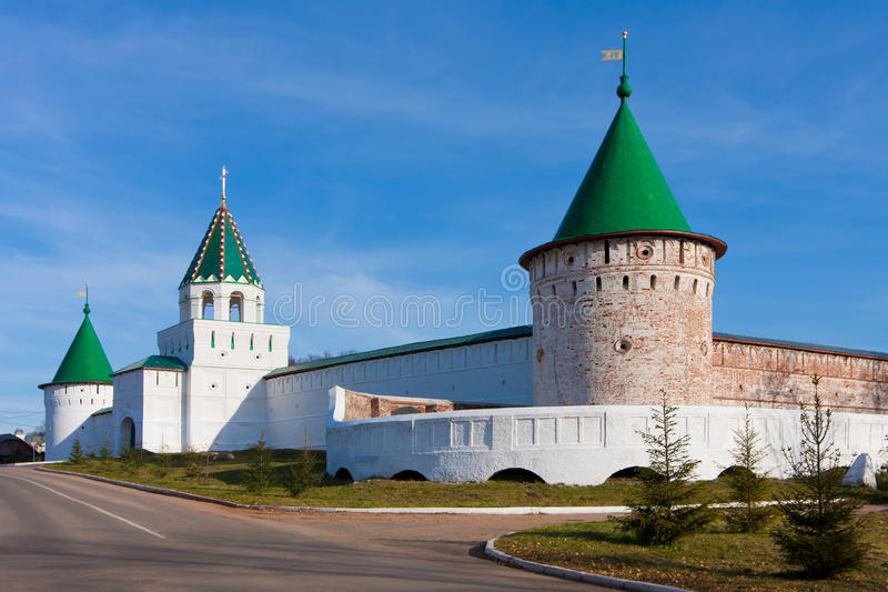 Download Μοναστήρι Ipatievsky στοκ εικόνα. εικόνα από θόλος, αρχιτεκτονικής - 22780067