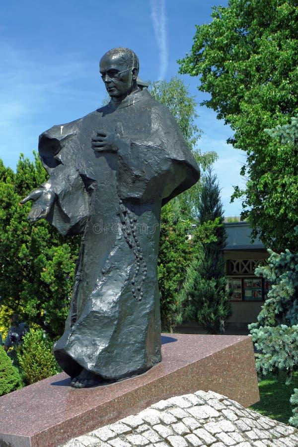 Μοναστήρι Niepokalanow στοκ εικόνα