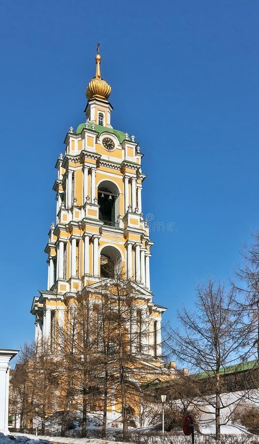 Μοναστήρι Novospassky, Μόσχα, Ρωσία στοκ εικόνες με δικαίωμα ελεύθερης χρήσης