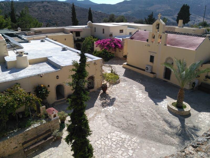 Μοναστήρι Odigitria στοκ εικόνες