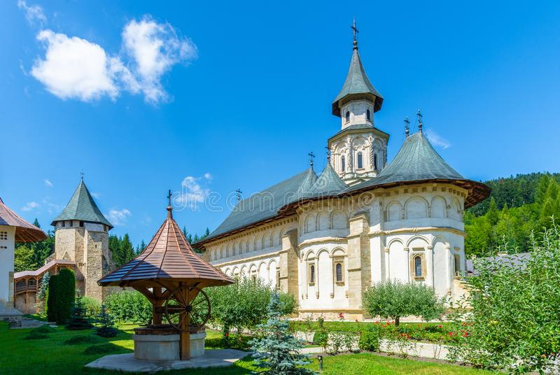 Μοναστήρι Putna στοκ εικόνες με δικαίωμα ελεύθερης χρήσης