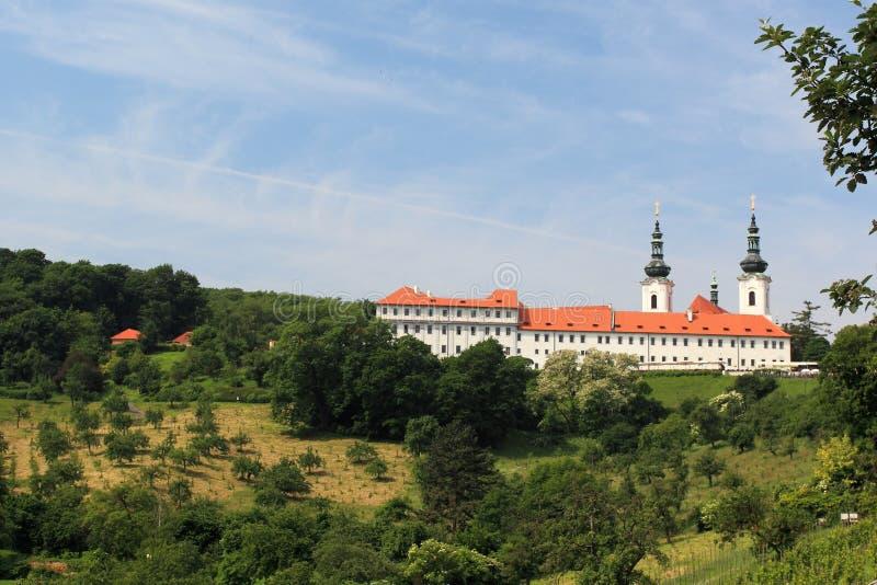 Μοναστήρι Strahov στοκ φωτογραφία