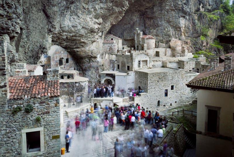 Μοναστήρι Sumela στοκ εικόνες με δικαίωμα ελεύθερης χρήσης