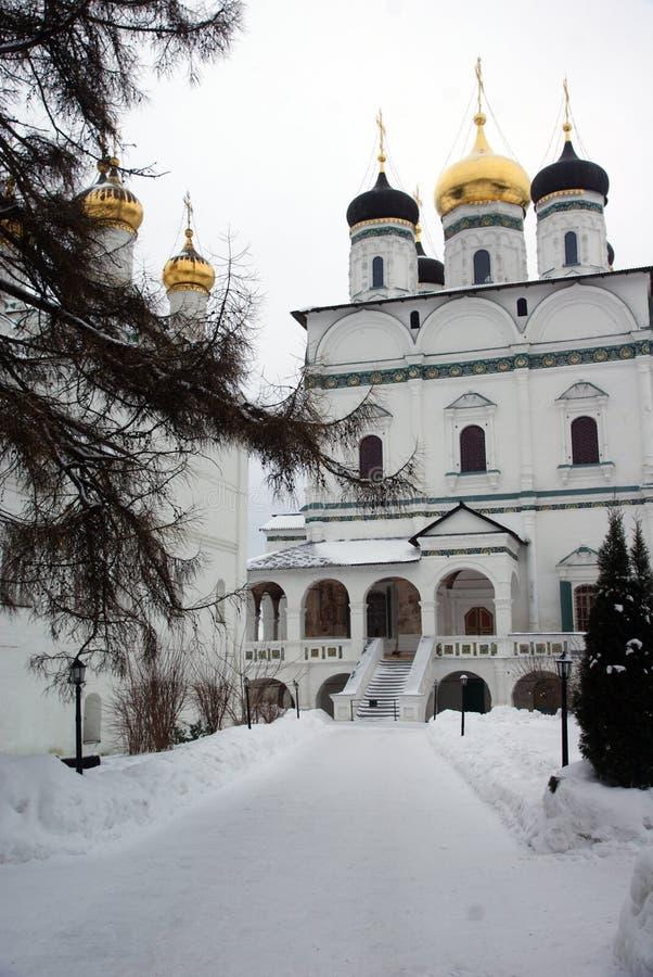Μοναστήρι Volotsky στοκ φωτογραφία