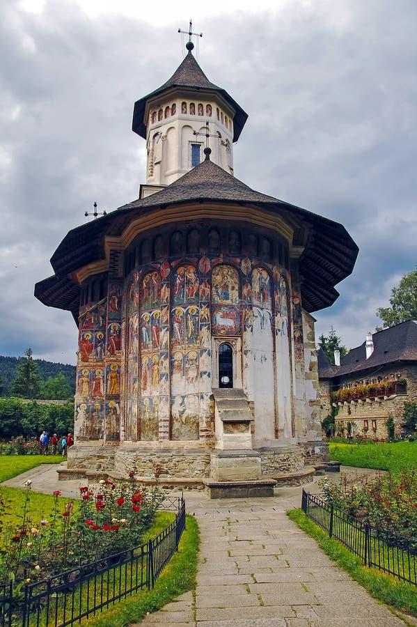Μοναστήρι Voronet στοκ εικόνες με δικαίωμα ελεύθερης χρήσης