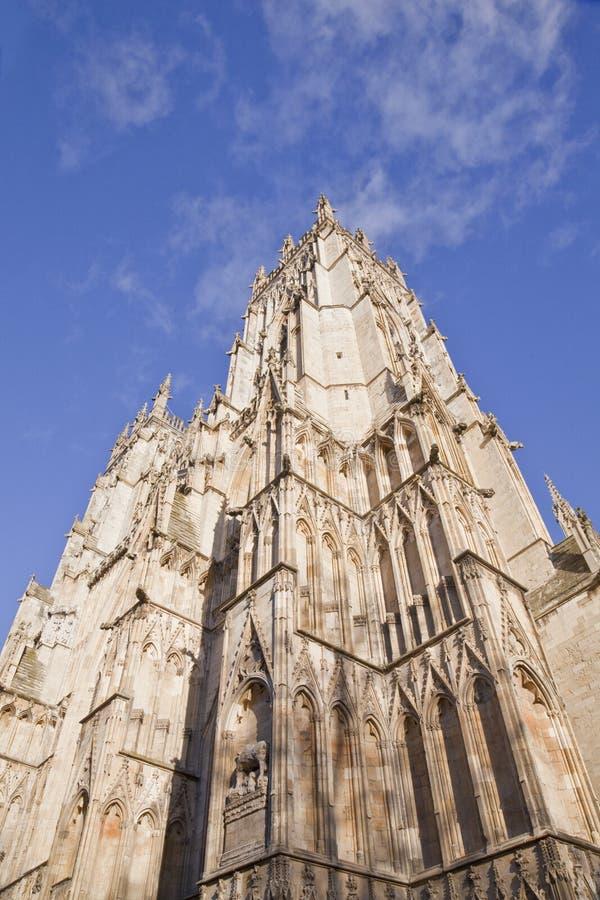 Μοναστηριακός ναός της Υόρκης στοκ φωτογραφία με δικαίωμα ελεύθερης χρήσης