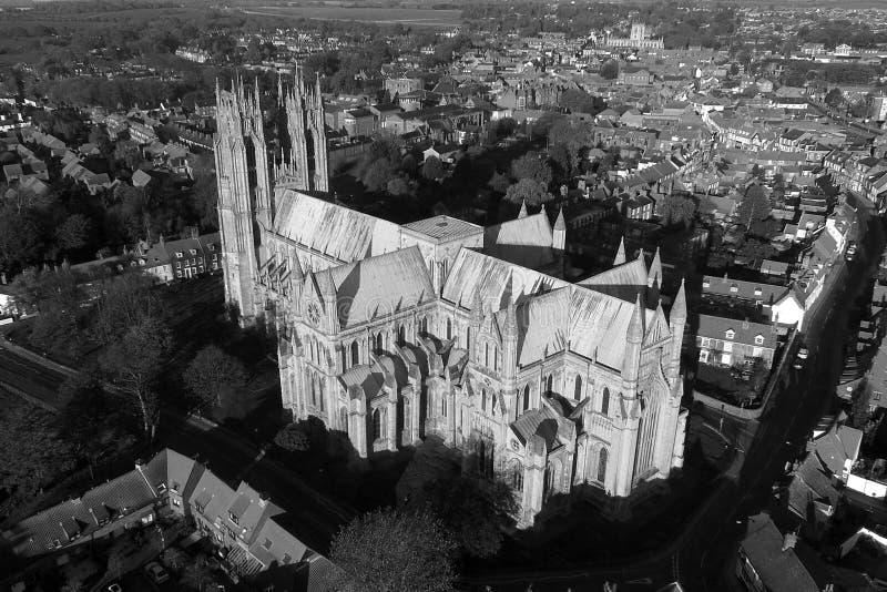 Μοναστηριακός ναός της Beverley, ανατολικό Γιορκσάιρ στοκ φωτογραφίες με δικαίωμα ελεύθερης χρήσης