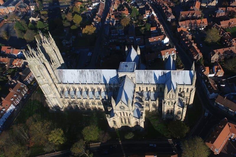 Μοναστηριακός ναός της Beverley, ανατολικό Γιορκσάιρ στοκ εικόνα με δικαίωμα ελεύθερης χρήσης