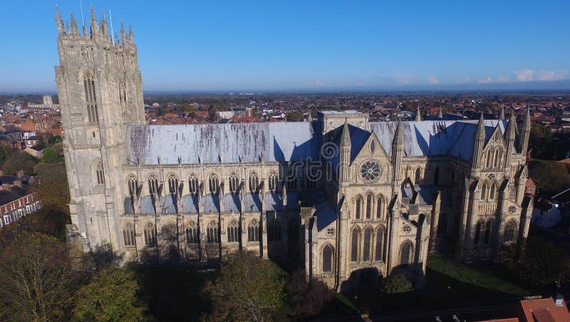 Μοναστηριακός ναός της Beverley, ανατολικό Γιορκσάιρ στοκ εικόνες