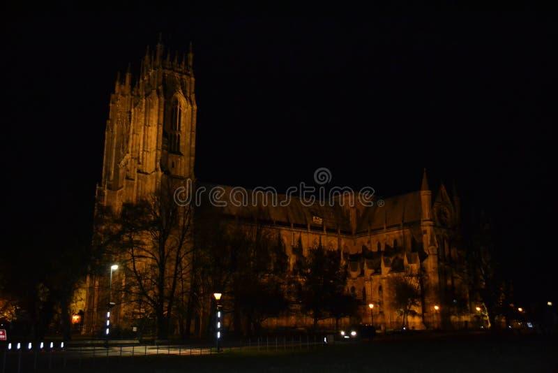 Μοναστηριακός ναός της Beverley στοκ φωτογραφία με δικαίωμα ελεύθερης χρήσης