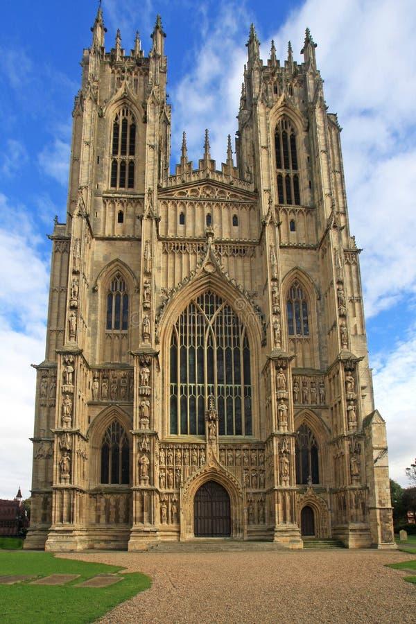 Μοναστηριακός ναός της Beverley στοκ εικόνες
