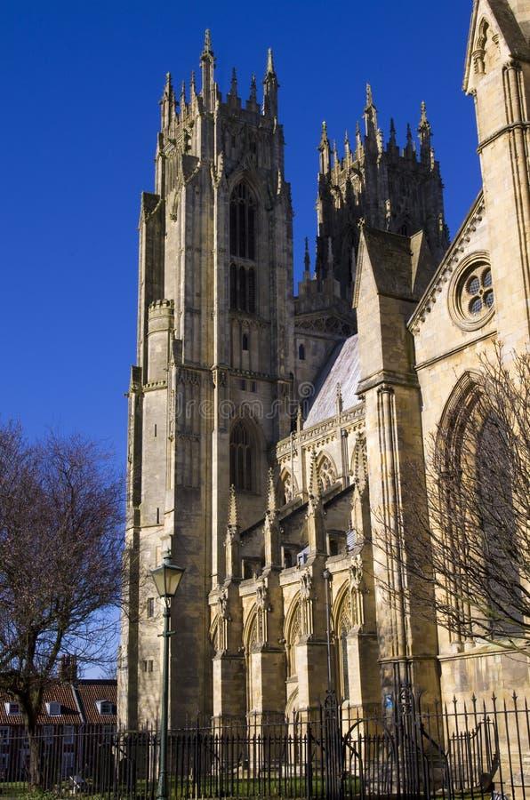 Μοναστηριακός ναός της Beverley στοκ εικόνα με δικαίωμα ελεύθερης χρήσης