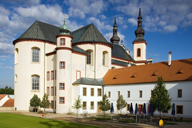 μοναστηριακός ναός στοκ εικόνες με δικαίωμα ελεύθερης χρήσης