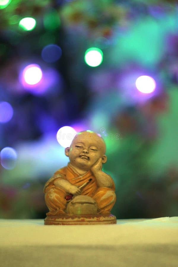 Μοναχοί ύπνου στοκ εικόνα με δικαίωμα ελεύθερης χρήσης