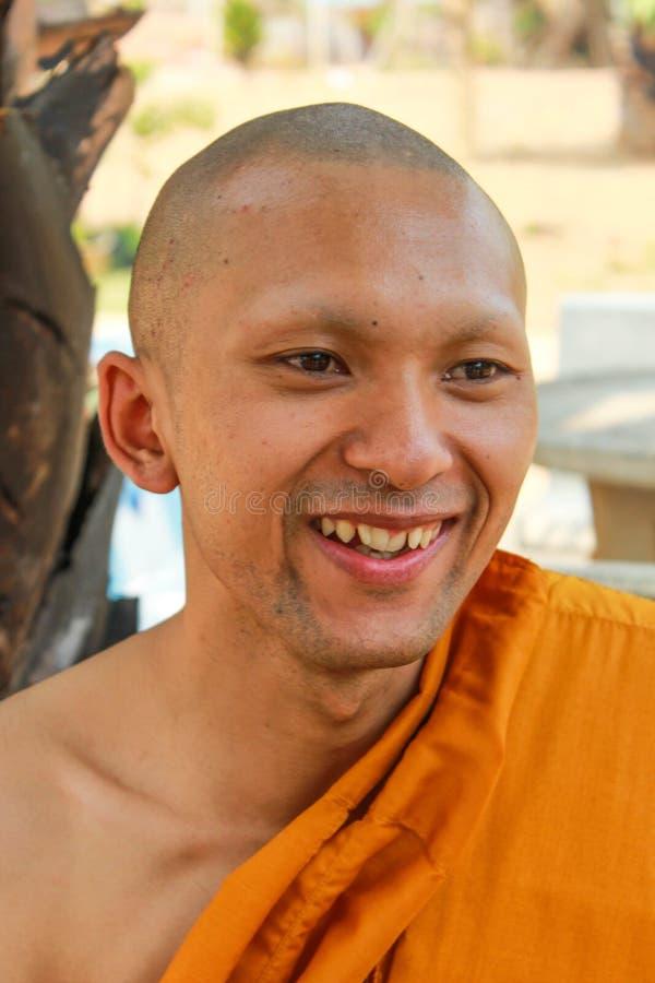 Μοναχός στοκ φωτογραφία με δικαίωμα ελεύθερης χρήσης