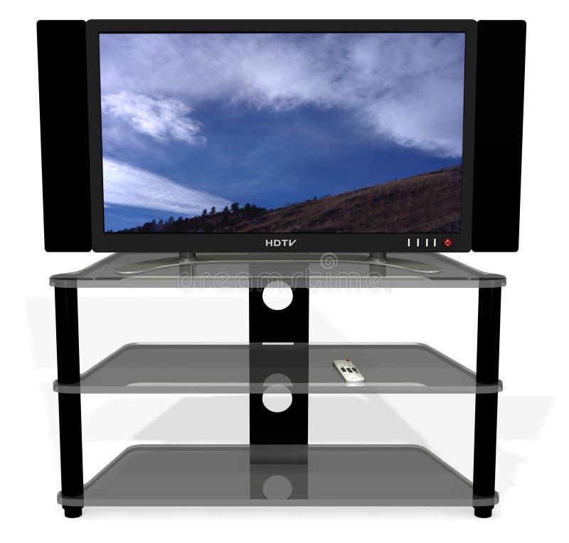 μονοπάτια HDTV απεικόνιση αποθεμάτων