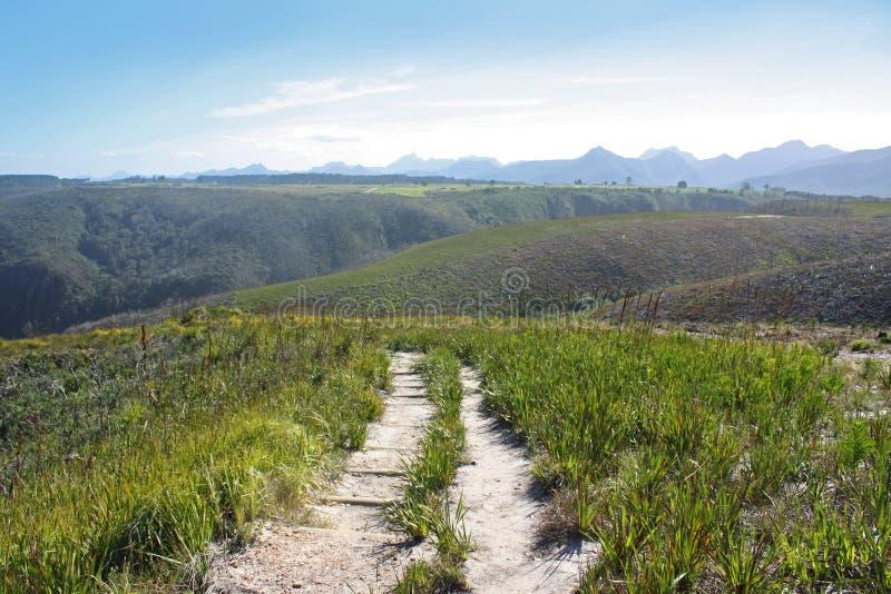 μονοπάτι βουνών στοκ φωτογραφία με δικαίωμα ελεύθερης χρήσης