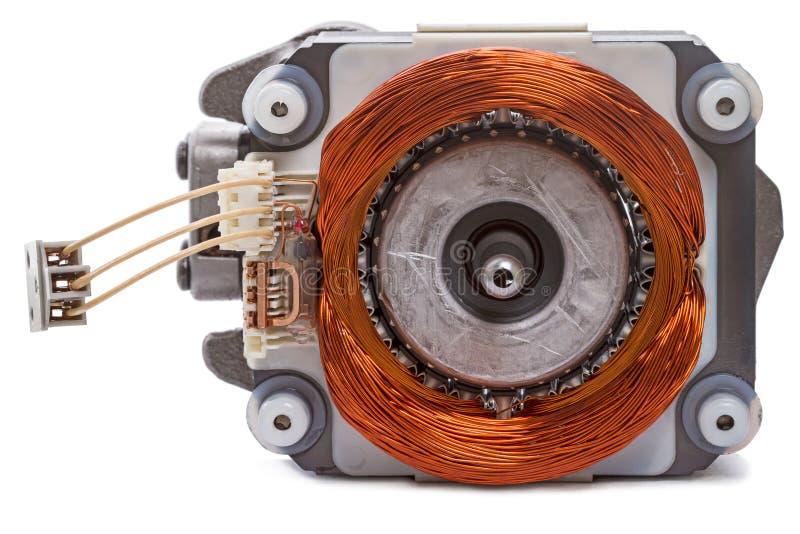 Μονοφασικός ηλεκτρικός κινητήρας στοκ εικόνα