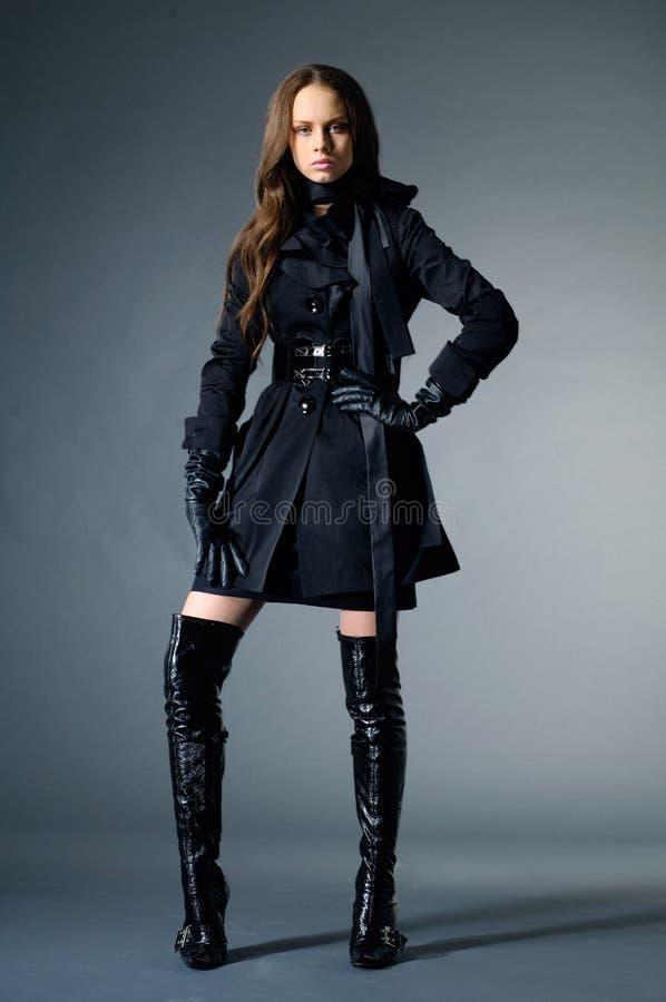 Μοντέλο μόδας στοκ φωτογραφία