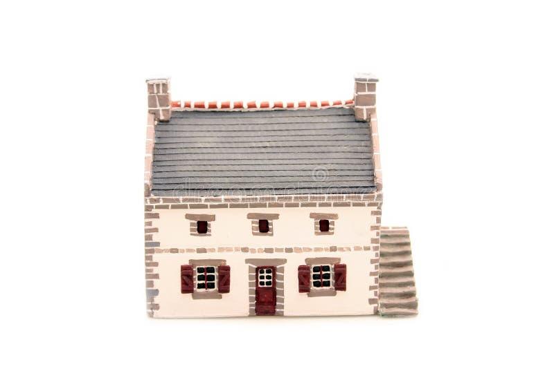 μοντέλο σπιτιών στοκ φωτογραφία με δικαίωμα ελεύθερης χρήσης