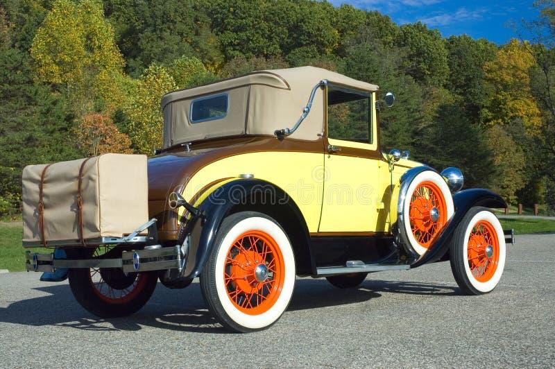 μοντέλο του 1931 στοκ εικόνες