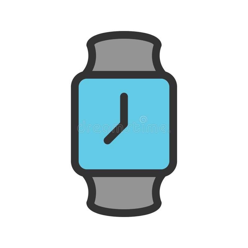 μοντέρνο ρολόι απεικόνιση αποθεμάτων