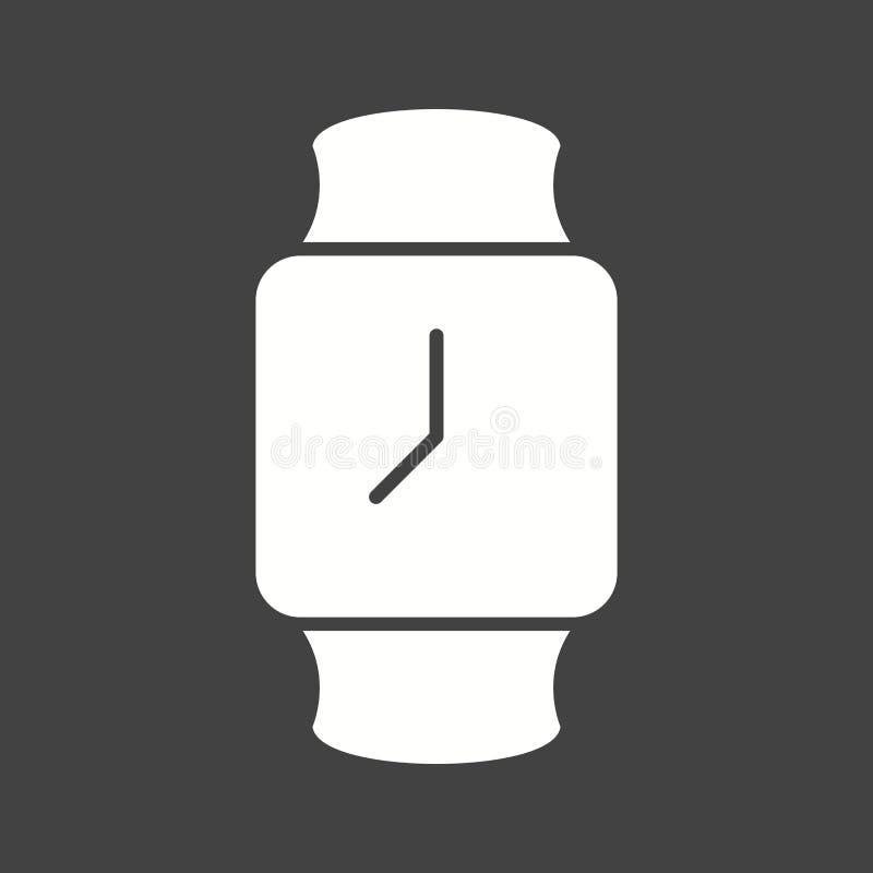 μοντέρνο ρολόι ελεύθερη απεικόνιση δικαιώματος