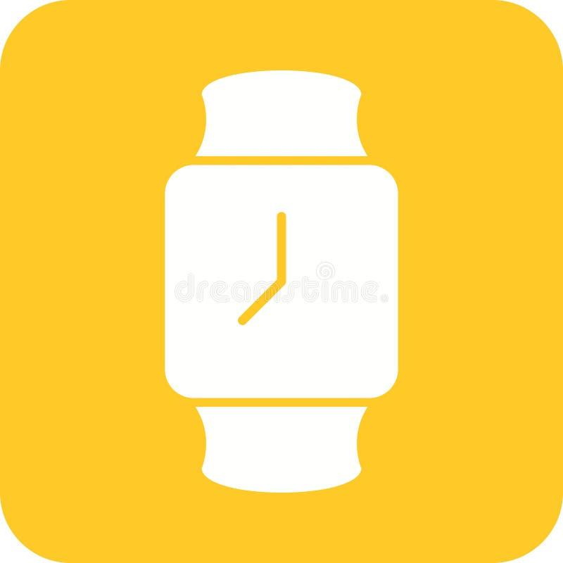 μοντέρνο ρολόι διανυσματική απεικόνιση