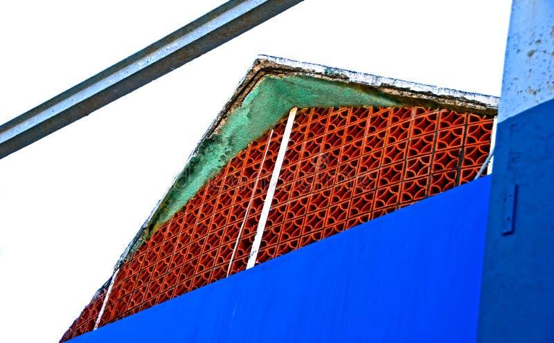 μορφές γραμμών χρωμάτων στοκ φωτογραφία με δικαίωμα ελεύθερης χρήσης