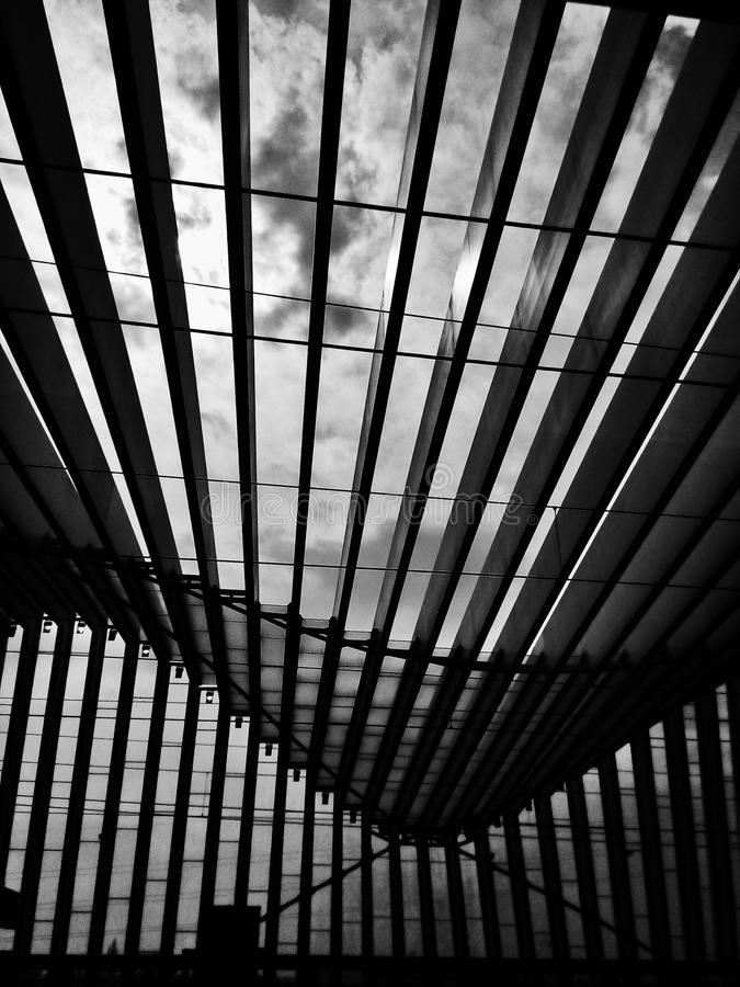 Μορφές και σκιές στοκ εικόνα με δικαίωμα ελεύθερης χρήσης
