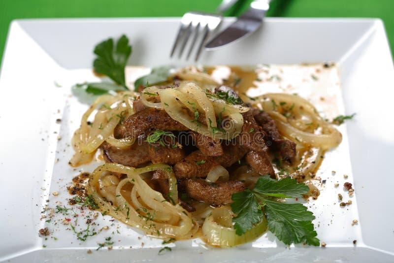 μοσχαρίσιο κρέας κρεμμυ&d στοκ φωτογραφίες με δικαίωμα ελεύθερης χρήσης