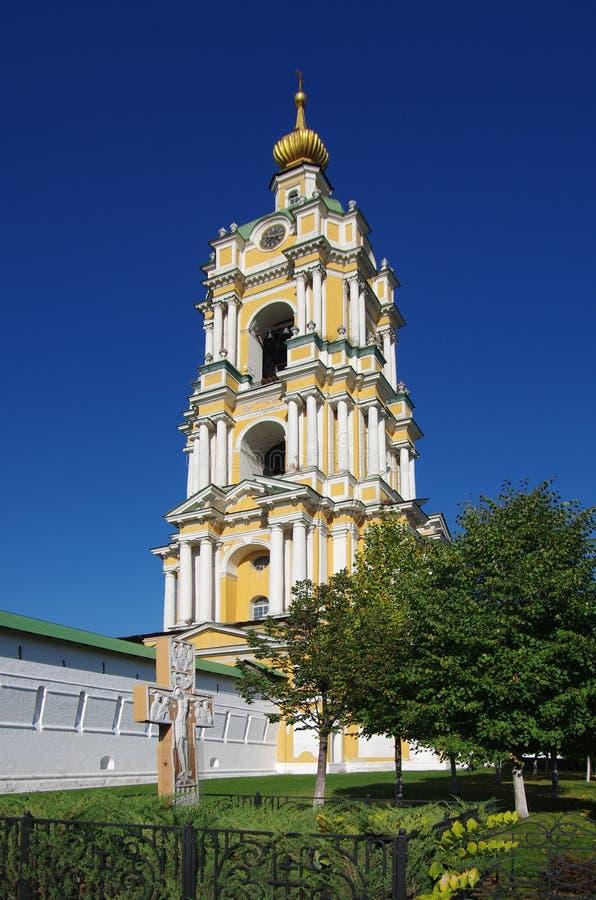 ΜΟΣΧΑ, ΡΩΣΙΑ - 23 Σεπτεμβρίου 2015: Μοναστήρι Novospassky στοκ φωτογραφίες