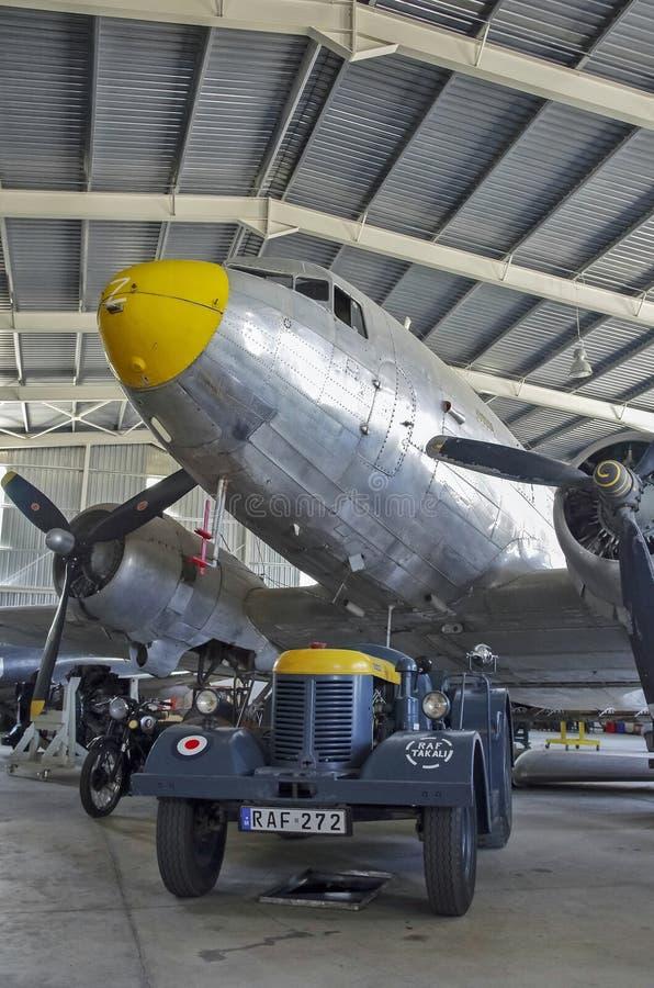 Μουσείο αεροπορίας της Μάλτας στοκ εικόνες με δικαίωμα ελεύθερης χρήσης
