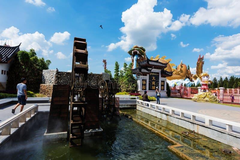 Μουσείο απογόνων δράκων, Suphanburi στοκ εικόνες