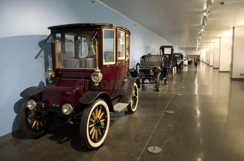 Μουσείο αυτοκινήτων της Αμερικής ` s στοκ φωτογραφία με δικαίωμα ελεύθερης χρήσης