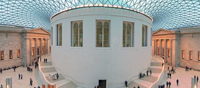 μουσείο βρετανικών βιβλιοθηκών στοκ φωτογραφία με δικαίωμα ελεύθερης χρήσης