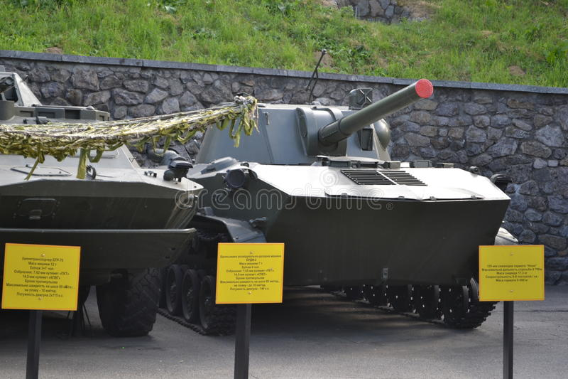 Μουσείο Δεύτερου Παγκόσμιου Πολέμου στοκ φωτογραφία με δικαίωμα ελεύθερης χρήσης