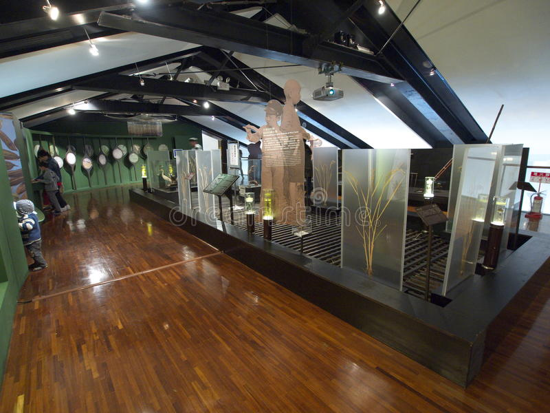 μουσείο εθνική Ταϊβάν έκθ&epsil στοκ φωτογραφία με δικαίωμα ελεύθερης χρήσης