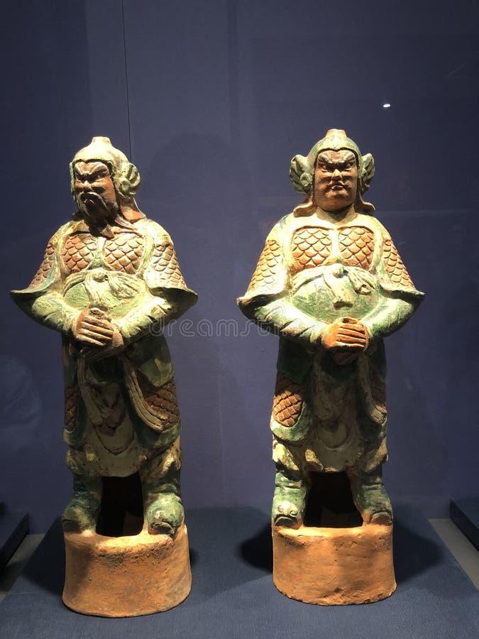 Μουσείο ιστορίας Shaanxi στοκ εικόνα