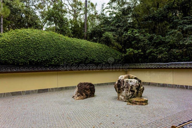 Μουσείο και ιαπωνική παραλία Φλώριδα Morikami Delray κήπων στοκ φωτογραφία με δικαίωμα ελεύθερης χρήσης