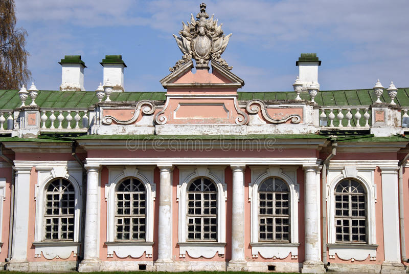Μουσείο-κτήμα Kuskovo. στοκ φωτογραφία με δικαίωμα ελεύθερης χρήσης