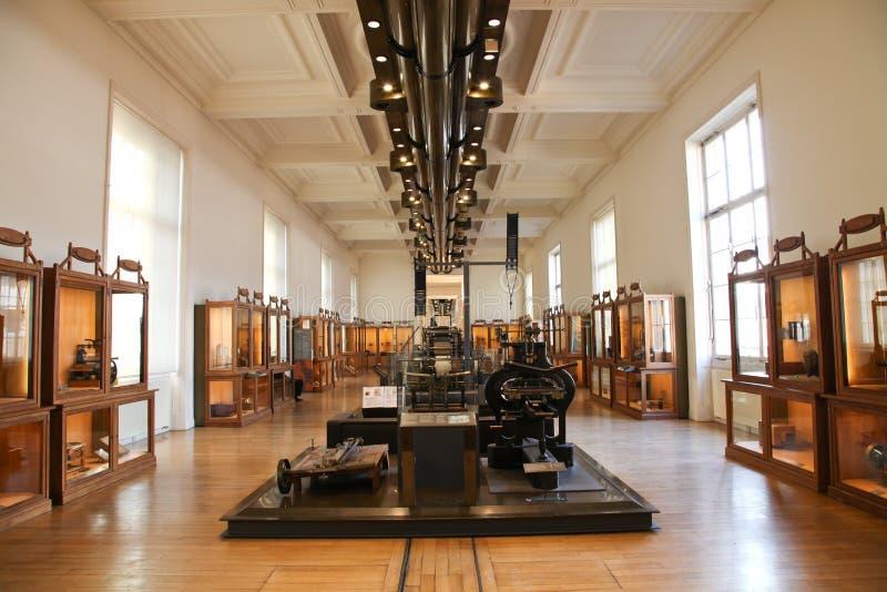 μουσείο Παρίσι εφευρέσεων της Γαλλίας στοκ φωτογραφία με δικαίωμα ελεύθερης χρήσης