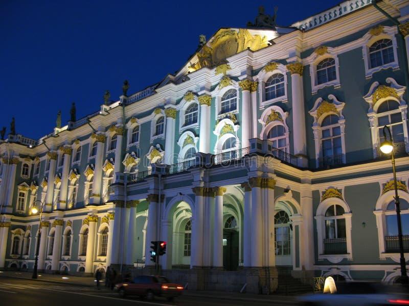 μουσείο Πετρούπολη ST ερ&eta στοκ εικόνες με δικαίωμα ελεύθερης χρήσης