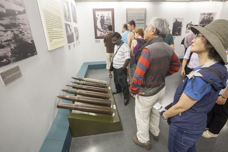 Μουσείο πολεμικών υπολοίπων στο Ho Chi Minh, Βιετνάμ στοκ φωτογραφίες με δικαίωμα ελεύθερης χρήσης