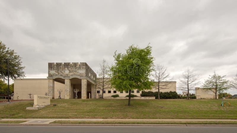 Μουσείο της βιβλικής τέχνης που βρίσκεται στο Ντάλλας, Τέξας στοκ φωτογραφία με δικαίωμα ελεύθερης χρήσης
