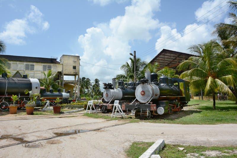 Μουσείο της βιομηχανίας ζάχαρης στοκ εικόνα με δικαίωμα ελεύθερης χρήσης