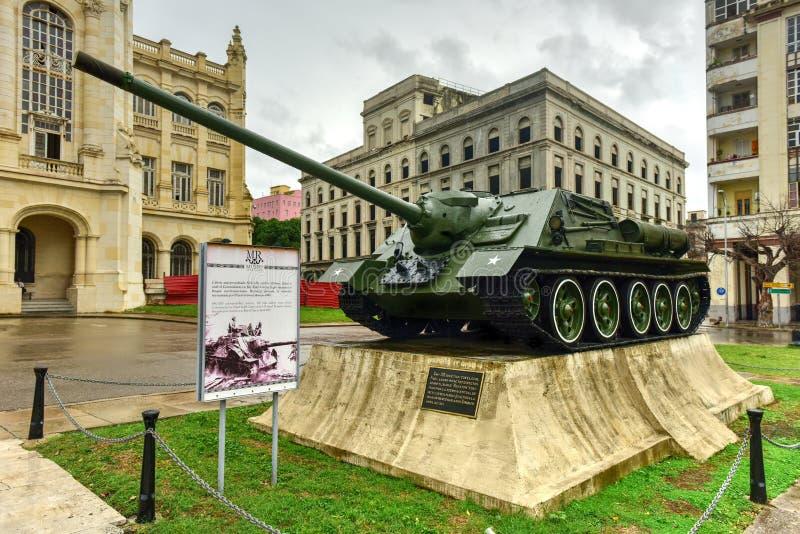 Μουσείο της επανάστασης στην Αβάνα στοκ εικόνα