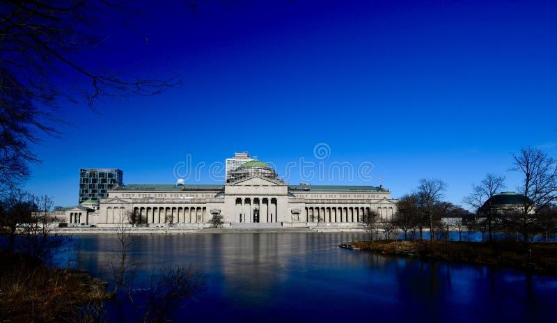 Μουσείο της επιστήμης και της βιομηχανίας #2 στοκ φωτογραφίες με δικαίωμα ελεύθερης χρήσης
