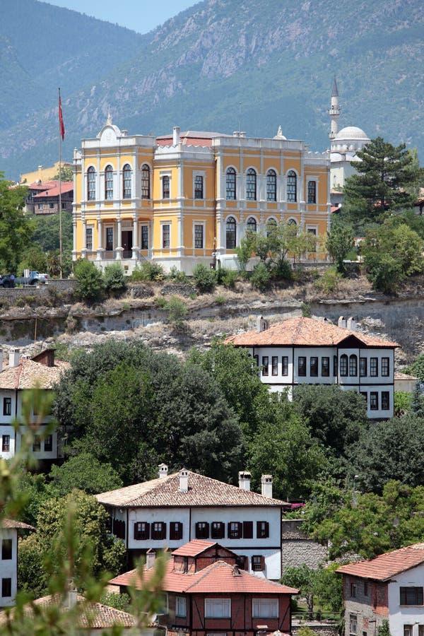 Μουσείο της πόλης ιστορίας σε Safranbolu στοκ εικόνες