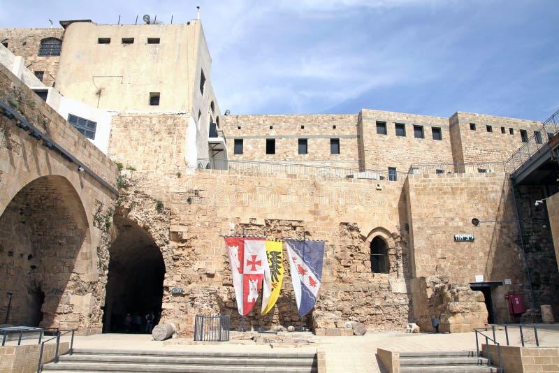 Μουσείο της πόλης των σταυροφόρων στο στρέμμα στοκ φωτογραφίες με δικαίωμα ελεύθερης χρήσης